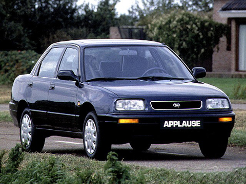 Отзывы о Daihatsu Applause (Дайхатсу Апплауз)