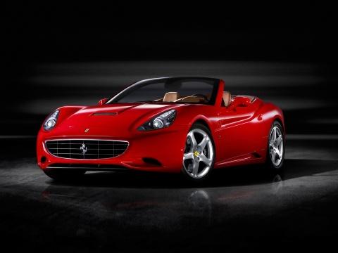 Отзывы о Ferrari California (Феррари Калифорния)