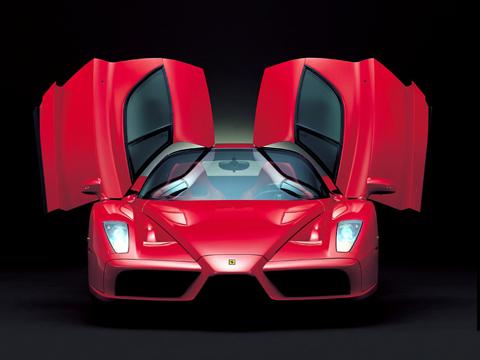 Отзывы о Ferrari Enzo (Феррари Энцо)