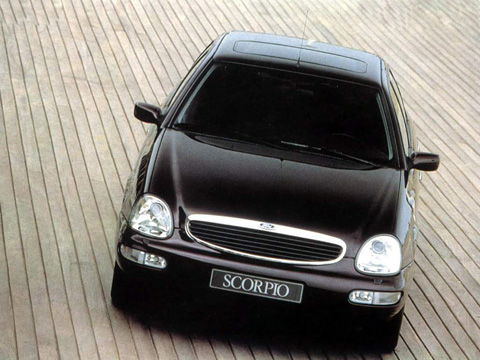 Отзывы о Ford Scorpio (Форд Скорпио)