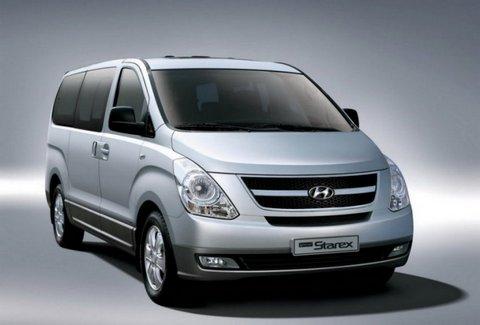Отзывы о Хендай Х1 Старекс 2016 (Hyundai H1 Starex 2016)
