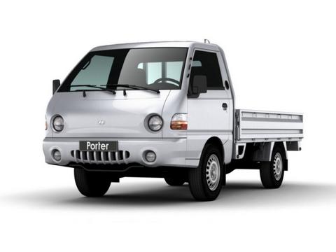 Отзывы о Hyundai Porter (Хендай Портер)
