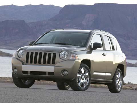 Отзывы о Jeep Compass (Джип Компас)