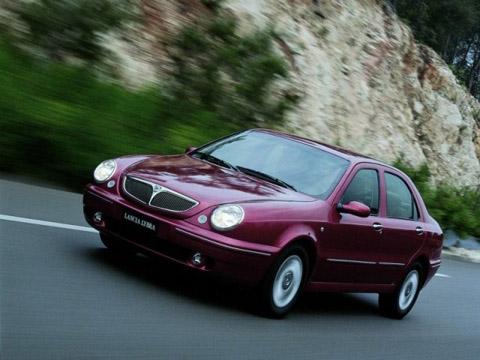 Отзывы о Lancia Lybra (Лянча Либра)