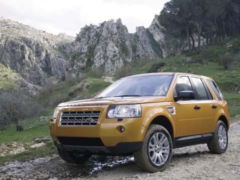 Отзывы о Land Rover Freelander (Ленд Ровер Фриландер)