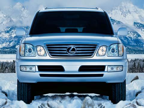 Отзывы о Lexus LX (Лексус ЛХ)