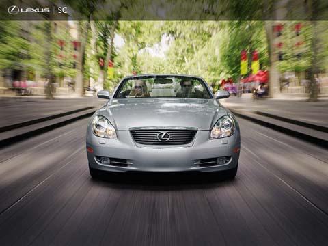 Отзывы о Lexus SC (Лексус СК)