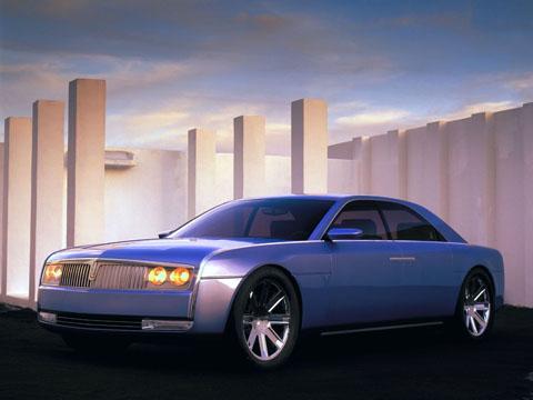 Отзывы о Lincoln Continental (Линкольн Континенталь)