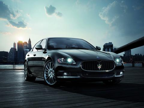 Отзывы о Maserati Quattroporte (Мазератти Кватропорте)