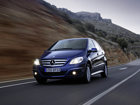 Отзывы о Mercedes B170 (Мерседес Б170)