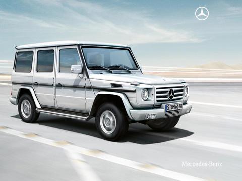 Отзывы о Mercedes G55 (Мерседес Г55)