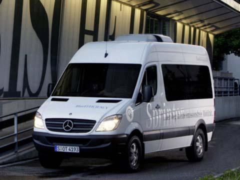 Отзывы о Mercedes Sprinter (Мерседес Спринтер)