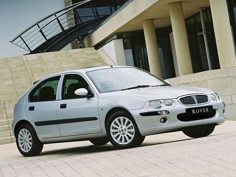 Отзывы о Rover 25 (Ровер 25)