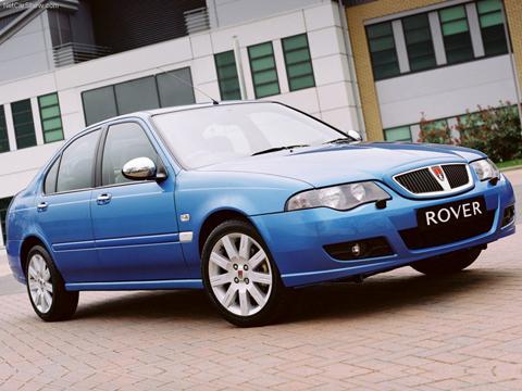 Отзывы о Rover 45 (Ровер 45)
