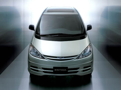 Отзывы о Toyota Еstima (Тойота Эстима)