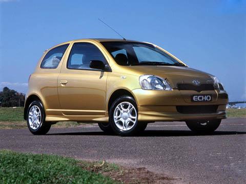 Отзывы о Toyota Echo (Тойота Эхо)