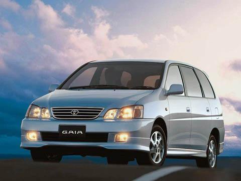 Отзывы о Toyota Gaia (Тойота Гайя)