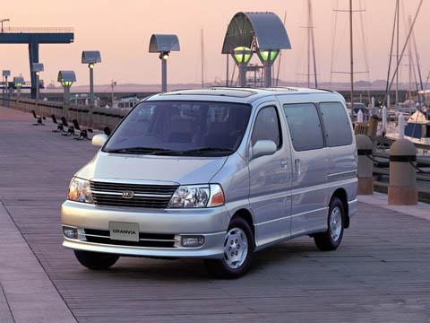Отзывы о Toyota Granvia (Тойота Гранвиа)