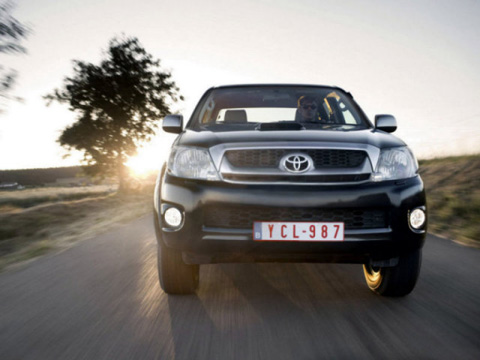 Отзывы о Toyota Hilux (Тойота Хайлюкс)