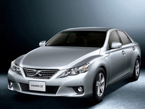 Отзывы о Toyota Mark X (Тойота Марк Х)