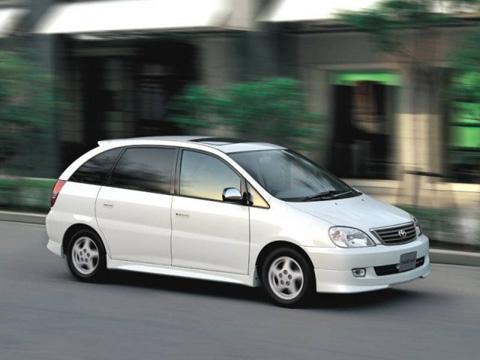 Отзывы о Toyota Nadia (Тойота Надя)