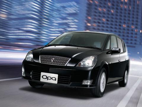 Отзывы о Toyota Opa (Тойота Опа)