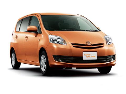 Отзывы о Toyota Passo (Тойота Пассо)
