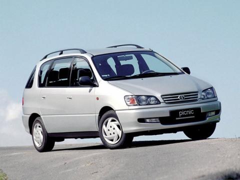 Отзывы о Toyota Picnic (Тойота Пикник)