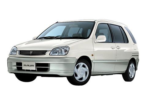 Отзывы о Toyota Raum (Тойота Раум)