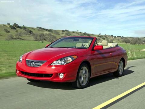 Отзывы о Toyota Solara (Тойота Солара)