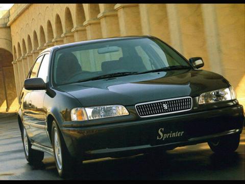 Отзывы о Toyota Sprinter (Тойота Спринтер)