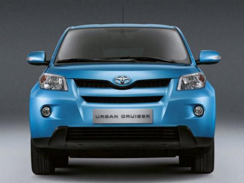 Отзывы о Toyota Urban Cruiser (Тойота Урбан Крузер)
