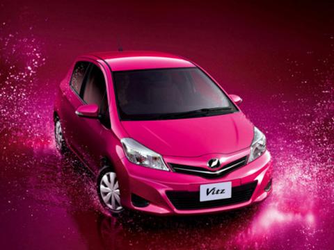 Отзывы о Toyota Vitz (Тойота Витц)