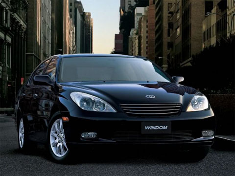 Отзыв о Toyota Windom (Тойота Виндом)