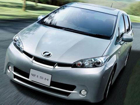 Отзывы о Toyota Wish (Тойота Виш)