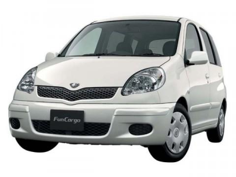 Отзывы о Toyota Funcargo (Тойота Фанкарго)