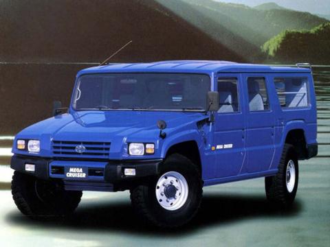 Отзывы о Toyota Mega Cruiser (Тойота Мега Крузер)