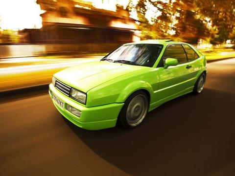 Отзывы о Volkswagen Corrado (Фольксваген Коррадо)