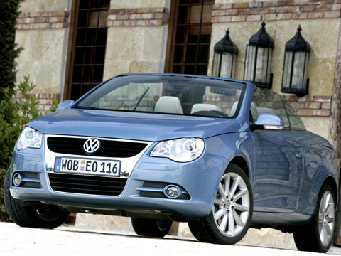 Отзывы о Volkswagen Eos (Фольксваген Эос)