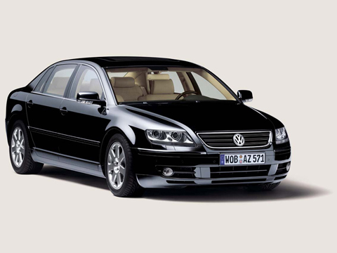 Отзывы о Volkswagen Phaeton (Фольксваген Фаэтон)
