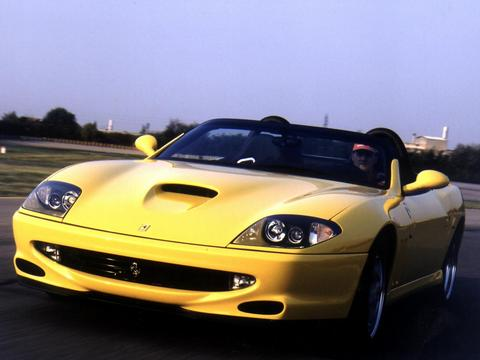 Отзывы о Ferrari Barchetta (Феррари Барчетта)
