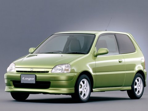 Отзывы о Honda Logo (Хонда Лого)