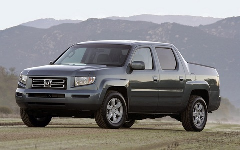 honda ridgeline 3.5 at 2014 характеристики