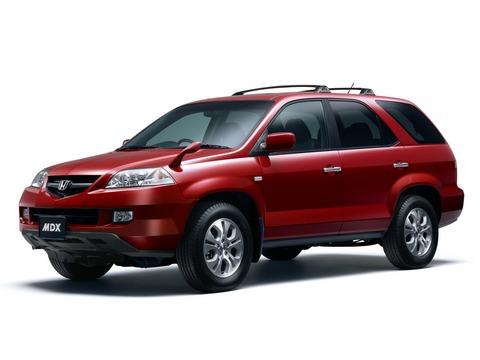 Отзывы о Honda MDX (Хонда МДХ)