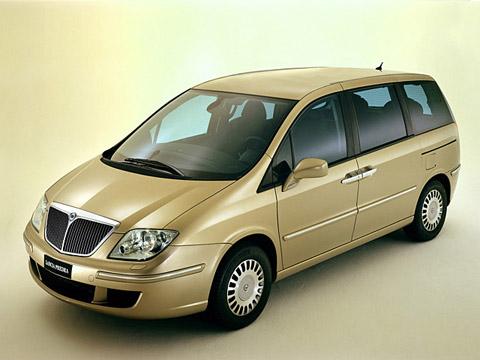 Отзывы о Lancia Phedra (Лянча Федра)
