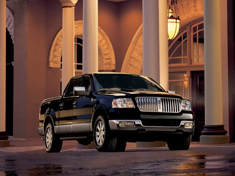 Отзывы о Lincoln Mark LT (Линкольн Марк ЛТ)