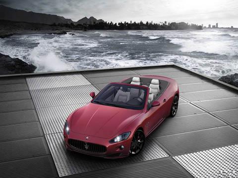Отзывы о Maserati Grancabrio  (Мазератти Гранкабрио)