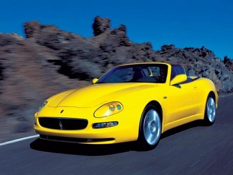 Отзывы о Maserati Spyder (Мазерати Спайдер)