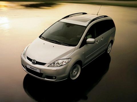 Отзывы о Mazda 5 2015 (Мазда 5 2015)