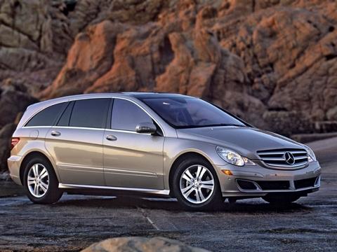 Отзывы о Mercedes R500 (Мерседес Р500)